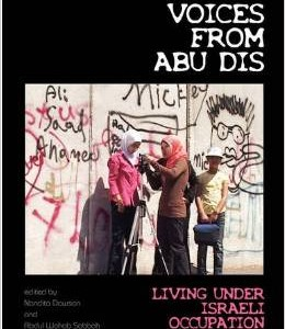 voices from abu dis cover