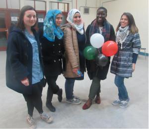 Info on Twinning in Action women