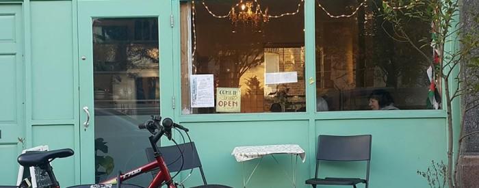cafe Palestina
