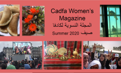 women's magazine cover
