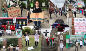 مظاهرات