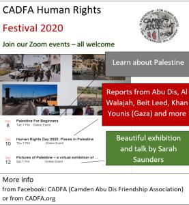HR festival poster